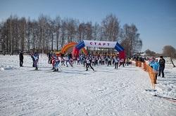 Суздальская лыжная верста 2018